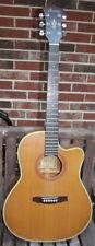 Beauty Rare Ibanez Model N600 Acoustic/Electric Cut-away Guitar - Made in Korea