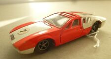 Dinky Toys De Tomaso Mangusta 5000 Sports Car - 1970s Dinky Toy Racing Cars