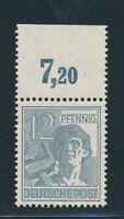 "ALLIIERTE 1946, Block 12 A-B **, ""Zeughaus""-Blockpaar tadellos!! Mi. 120,--!"