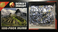 1000 Piece Mini Jigsaw Puzzle - Peru - Lost City
