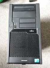 Fujitsu Esprimo P5731E Star5 C2D E8400 160 GB,DVD-ROM 4GB Ram,Win 10 Prof 64-bit