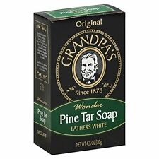 Grandpa Soap Pine Tar 4.25 oz (pk of 6)