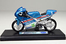 Yamaha TZ 250 M Blue Year 1994 Scale 1:18 Motorcycle Model of Welly