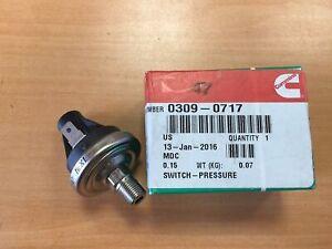 Onan 0309-0717 Pressure Switch 309-0717 Genuine