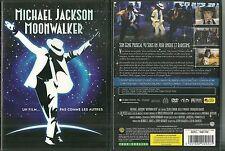 DVD - MOONWALKER avec MICHAEL JACKSON / COMME NEUF - LIKE NEW