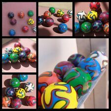 Squishy SQUEEZE SOFT BALL PACK of 6 Random colours mini football stress release