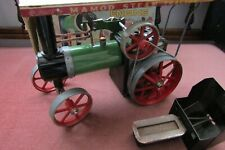 MAMOD Traction Engine Spirit fired 1960s issue, excellent condition plus box
