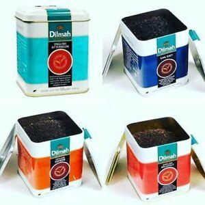 Dilmah Ceylon Tea English Breakfast- Afternoon-Supreme-Earl gray Free Shipping