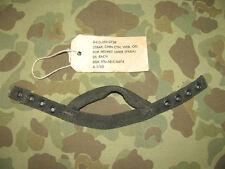 Para Chin Strap für M1-C Helm Liner - US AIRBORNE Vietnam, Korea WK2 WWII Helmet