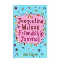 The Jacqueline Wilson Friendship Journal  New Paperback Edition - RRP £5.99