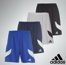 Para Hombre Adidas 3 Rayas Climalite Malla Deporte Pantalones Cortos Tamaños Nova S M L XL XXL
