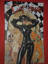 CATWOMAN- N°9- serie regolare- DI:ANN NOCENTI- EDIZIONI LION DC COMICS- nuovo