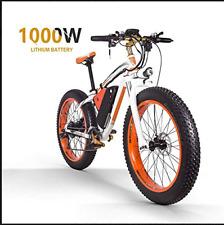 E BIKE 48V 40 KH 1000W E Vélo Montagne VTTÉlectrique Gros Pneu