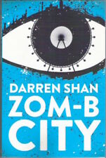 ZOM-B CITY Darren Shan Brand New! paperback 2016 Classic childrens collectable