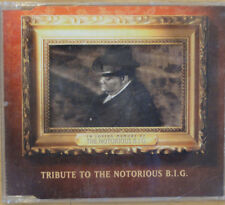 THE NOTORIOUS B.I.G. - Tribut To... I'll Be Missing you  EP- CD  3 Titel  s4