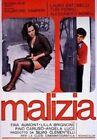 MALIZIA DVD COMICO-COMMEDIA