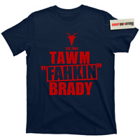 Tom Brady is the Greatest of All Time GOAT New England Patriots MVP tee t shirt