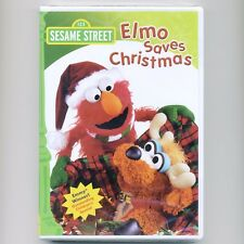 Elmo Saves Christmas Sesame Street movie, new DVD Maya Angelou Durning Fierstein