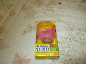 NEW IN BOX TREASURE TROLLS KIKI DOLL