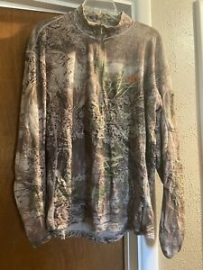 First Lite Mens Chama 1/4 Zip Large