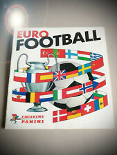 PANINI EURO FOOTBALL 76 77 STICKER ALBUM 1976 SET EUROFOOTBALL BADGE SCUDETTO