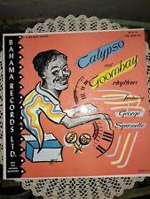 CALYPSO & GOOMBAY RHYTHMS, GEORGE SYMONETTE, BAHAMA RECORDS LTD., NASSAU, 1957