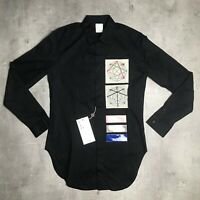 CY CHOI Patches Shirt Size S