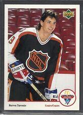 1991-92 Upper Deck McDonald's NHL All-Stars - #7 - Darren Turcotte - Rangers