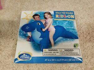 Intex Wet Set Inflatable Wally The Walrus From 2010
