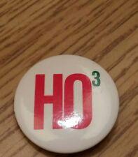 Metal Christmas Ho Ho Ho Pin