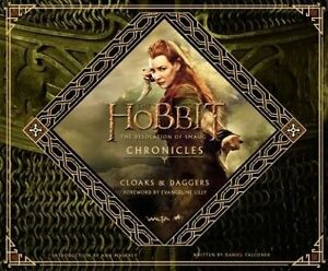 The Hobbit: The Desolation of Smaug Chronicles: Cloaks & Daggers by Harper Desi…