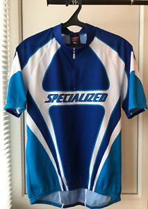 Vintage Cycling Jersey Specialized Made in Italy Size XXL