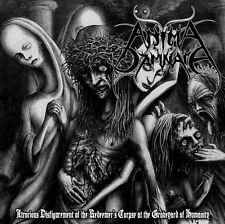 ANIMA DAMNATA Atrocious CD Disma Grave Cryptopsy Immolation Infester Incantation