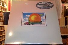 The Allman Brothers Band Eat a Peach 2xLP sealed 180 gm vinyl RE reissue