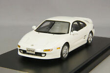 1/43 Hi-Story Toyota MR2 G Limited 1993 SW20 Type III Super White II HS185WH
