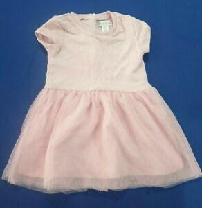 Polo Ralph Lauren Baby Girl Dress 12m PINK VERY CUTE BARBIE GENUINE BRAND KIDS