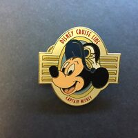 DCL - Memory Box Set Captain Mickey Mouse LE 5000 Disney Pin 1475