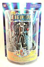 "Bandai Digimon Season 3 Warp-Digivolving Beelzemon Impmon Black 8"" Action Figure"