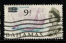 Bahamas 1965 9d on 8s surcharge  SG264 Used