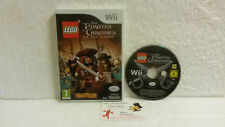 Jeu Vidéo Lego Pirates des Caraïbes le VF Wii U Complet Disney TT Games Cinema