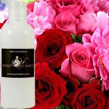 PEONY ROSE Bath Body Massage Oil VEGAN/CRUELTY FREE