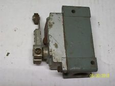 WESTINGHOUSE LIMIT SWITCH TYPE PLS with ROLLER , 1776706