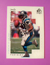 2000 UPPER DECK SP AUTHENTIC FOOTBALL CARD #11 MUHSIN MUHAMMAD PANTHERS WR MINT