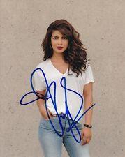 PRIYANKA CHOPRA Signed Photo w/ Hologram COA