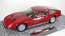 1/18 Minichamps 1970 MASERATI Indy (RED) Limitado Edición 1 von 999 - RAREZA