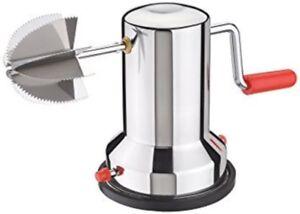 NEW Stainless Steel Coconut Scraper Shredder Grater Vacuum Base QUALITY TESTED
