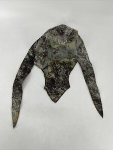Faded Sage Camo Tie Head Covering Camouflage Hunting Unisex NEW WITHOUT TAGS