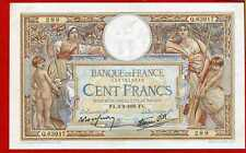 (Ref:Q.639 )  100 FRANCS LUC OLIVIER MERSON 2/02/1939 (SUP+)