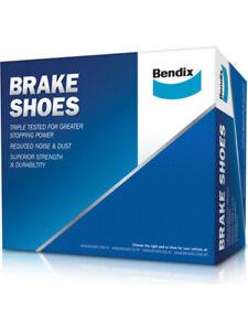 1 set x Bendix Brake Shoe FOR MAZDA 626 CB (BS1348)