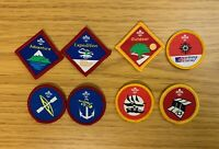Discontinued Scout & Cubs Badges -  Activity & Challenge Badges (Pre 2002/2015)